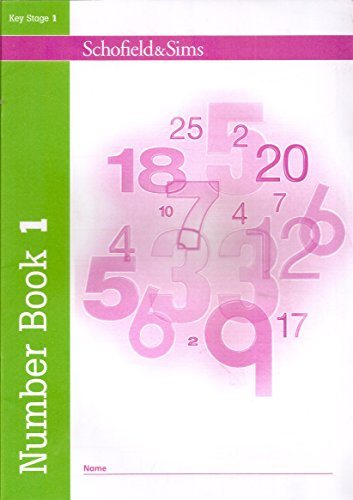 Number Book 1 (of 5): Early Years/Key Stage 1