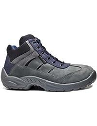 Base B872-S3-T40 - B872 Zapato Be-Free S3-Src Negr/Gris T40
