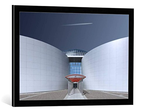 quadro-con-cornice-markus-kuhne-steel-and-sky-stampa-artistica-decorativa-cornice-di-alta-qualita-75