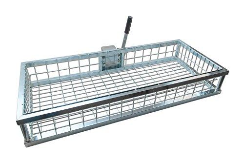 Trailer-Pool Heckträger für Anhänger verzinkt 1050 x 450 x 160 mm
