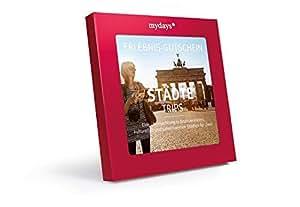 mydays GmbH Magic Box: Städtetrips , Rot, One Size