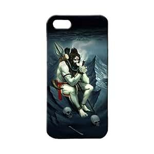 BLUEDIO Designer 3D Printed Back case cover for Apple Iphone 5 / 5S / SE - G1946