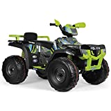 Peg Perego- Quad Polaris Sportsman 850 Lime, IGOD05330