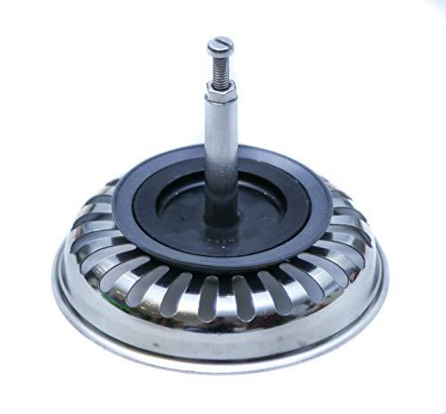 Blanco Siebkörbchen Durchmesser 82 mm ,52mm Dichtungsdurchmesser 24 Ablaufschlitze