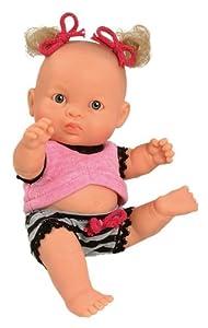 Paola Reina - Jana, muñeca de Vinilo, 22 cm (01211)