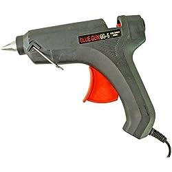 JM 60W Multi Purpose Hot Melt Glue Gun With Free 10 Big Glue Sticks Tools