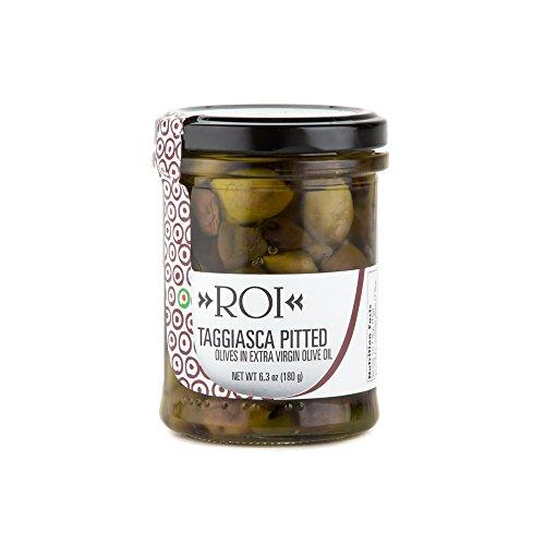 Olio Roi Taggiasca Oliven, 180g