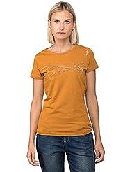 Chillaz Femme gandie Rope T-shirt
