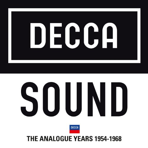Decca Sound: The Analogue Years 1954 - 1968