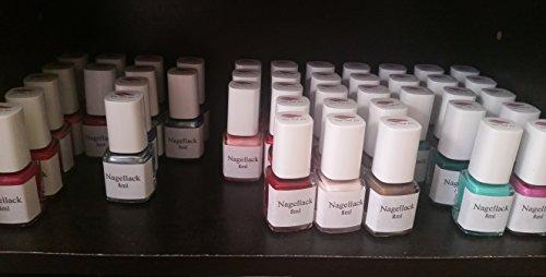 NEW Vernis à ongles Nail Art Lot de 10 pièces Couleurs Assorties 8 ml nail Vernis à ongle Nail Pen Lot d'accessoires