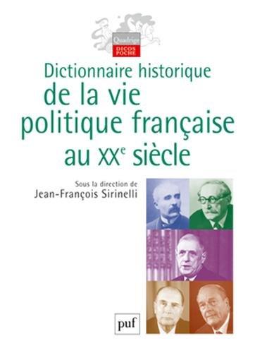 Dictionnaire historique de la vie politique française au XXe siècle par Collectif, Jean Vavasseur-Desperriers
