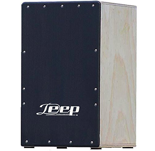 Deep 1001TBK Cajon Flamenco en color negro