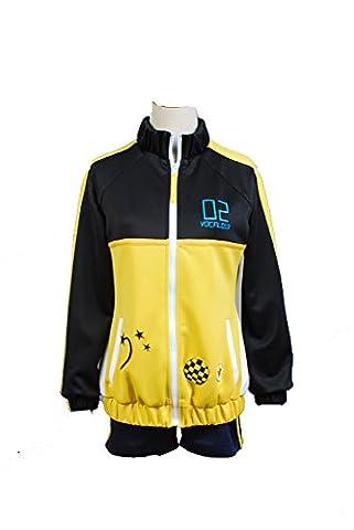 Vocaloid Len Project DIVA Sport Suit Cosplay Kostüm