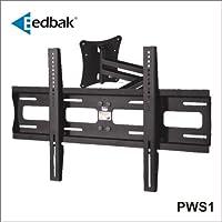 Edbak PWS1-Supporto a parete per schermo piatto,