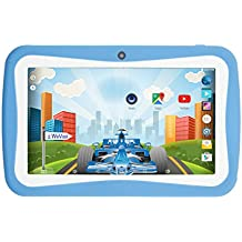 """WeVool EOS BLUE - Tablet 7"""" Android 5.1, Quad Core, WIFI, 1GB, 8GB, 2MP AF"""