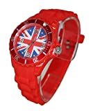 Bellos LO-12 Montre enfant Ado London Union Jack Angleterre