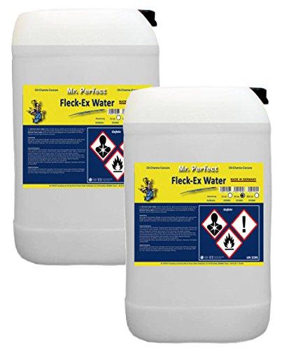 Mr. Perfect Fleck Ex Fleckenwasser 2 x 25 Liter - Kfz-Textilreiniger
