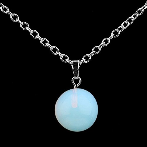janedream-round-natural-stone-gemstone-healing-crystal-pendant-necklace-pack-of-1-opal