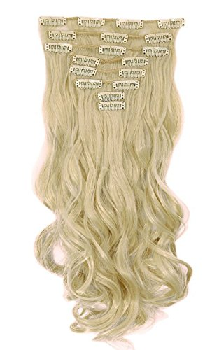 s-noilite-8-pcs-24-bleach-blonde-long-wavy-curly-full-head-clip-in-hair-extensions-18clips-women-lad