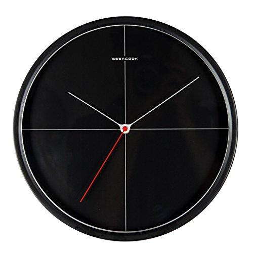 Personnalité Mode Horloge murale Salle de séjour Chambre Creative Table (Couleur : # 3, taille : 30cm)
