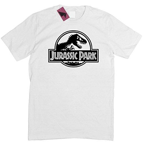 Prism Clothing Co. Herren T-Shirt Weiß