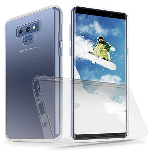 Galaxy Note 9Transparent Case Clear Tasche, evocel [Blende Serie] für Samsung Galaxy Note 9, Farblos - Telefono T-mobile
