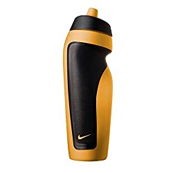 Nike Yellow Sports Water Bottle (FC0152-712)