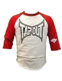 Tapout Rogan 3/4 Ärmel T-Shirt MMA UFC Cage Fighter