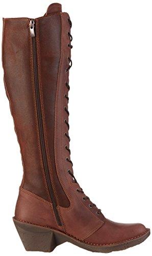 art OTEIZA - Stivali alti con imbottitura leggera Donna Marrone