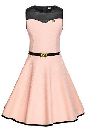 COCOMINI kleid für Mädchen schön elegant bequem EXPRESSVERSAND mit DPD (140)