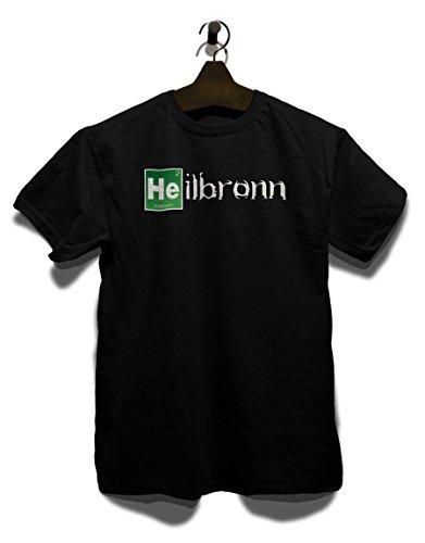 Heilbronn T-Shirt Schwarz