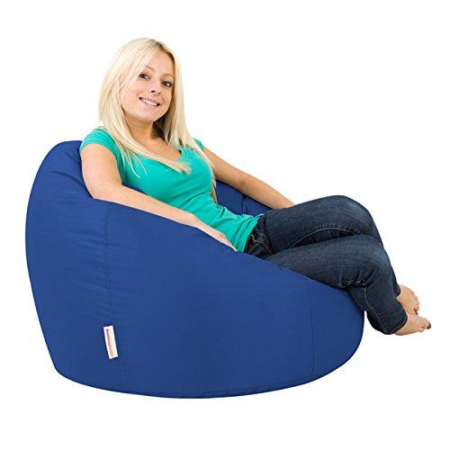 bean-bag-bazaar-panelled-xl-bean-bag-chair-indoor-outdoor-blue-extra-large-waterproof-bean-bags