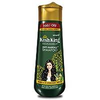 Kesh King Scalp And Hair Medicine Anti Hairfall Shampoo, 340ml
