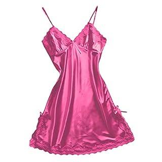 Frauen angepasste Riemen Unterwäsche weiblichen nahtlosen Bodysuit Satin Bowknot Dessous Babydoll V-Ausschnitt Sleepdress Nachtwäsche Frühling Bluse Moonuy
