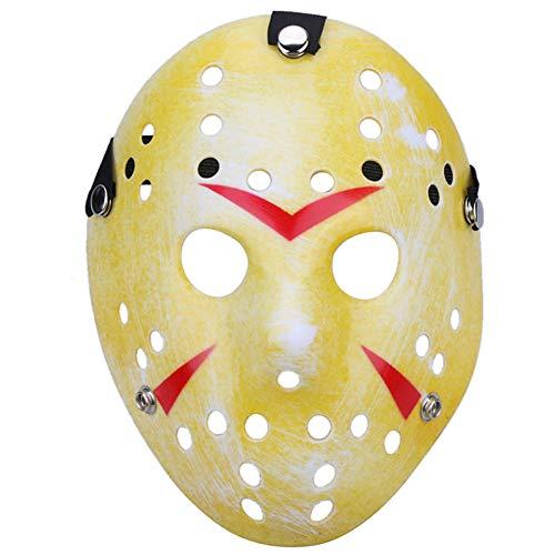 RCFRGV Halloween Maske Halloween Prop Zubehör zum Töten von Zeit/Stress und Angst Relief/Horror Kunststoff & Metall Sport & Outdoor (Töten Zombie Kostüm)