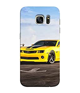 Digiarts Designer Back Case Cover for Samsung Galaxy S7, Samsung Galaxy S7 Duos, Samsung Galaxy S7 G930F G930 G930Fd (Vehicle Dream Vacation Trip Ride)