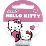 Hello Kitty - Anillo figura metal
