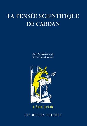 La Pensee Scientifique de Cardan (L'Ane D'Or)