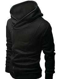 Cavalier Capot Hoodies Sweat Top Mince Hoodie Des Nouveaux Hommes Elégants à Capuche Manteau De Veste
