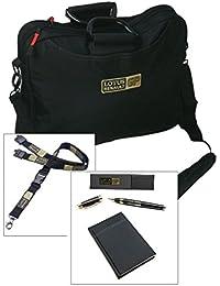 Lotus Renault F1 equipo bolsa de Messenger, Pen, cordón y portátil)