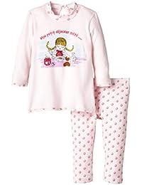 Brums Pijama Rosa 9 Meses (74)