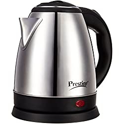 Prestige PKOSS Electric Kettle, 1.5-Litre, Black