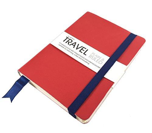 Artway - Reisetagebuch/Skizzenbuch - Zeichenpapier - 120 x 170 mm - 96 Seiten mit 150 g/m² -...