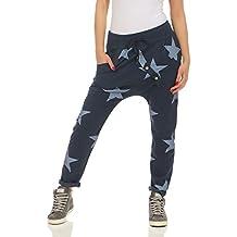 ca4ca2ca85 ZARMEXX señoras pantalón holgado de novio con botones pantalones deportivos  pantalones de chándal de algodón pantalones