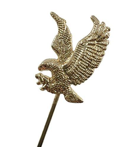 Gold Eagle Revers Stick Brosche Pin für formelle tragen