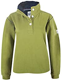 Lazy Jacks Supersoft Plain Sweatshirt with Fleece Lined Collar