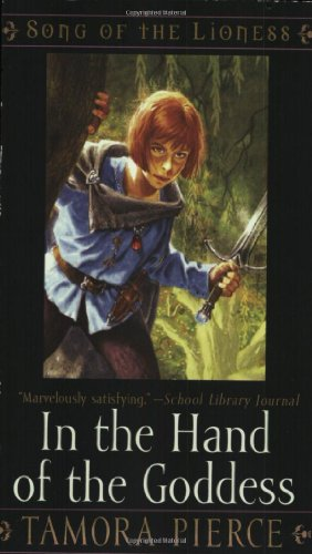 In the Hand of the Goddess (Song of the Lioness) por Tamora Pierce