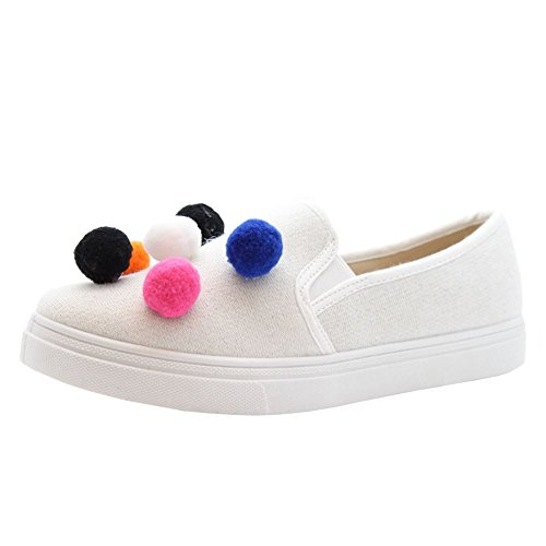 Saute Styles , Chaussures de sake femme Blanc