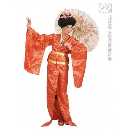 WIDMANN wdm9058g-Kostüm für Erwachsene Geisha, mehrfarbig, XL
