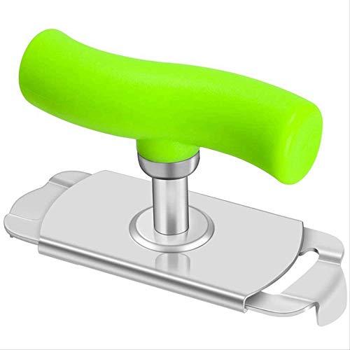 Ayjma apriscatole apriscatole l'artrite apriscatole in acciaio inossidabile copre la rotazione a 360 gradi risparmiando manodopera per una copertura da 1-3,7 pollici